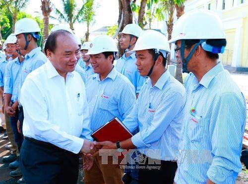 ต้องพัฒนาให้ฟู้ก๊วกเเป็นตัวอย่างของเขตเศรษฐกิจพิเศษของเวียดนาม - ảnh 1