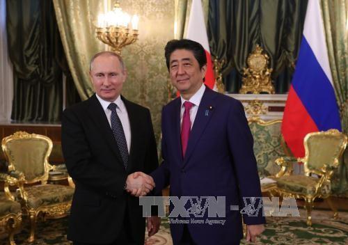 ความสัมพันธ์รัสเซีย-ญี่ปุ่นกำลังมีความคืบหน้า - ảnh 1