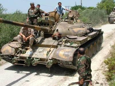 Сирийская армия объявила перемирие на юге страны до 6 июля - ảnh 1