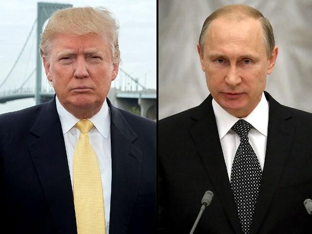 รัสเซียและสหรัฐเตรียมให้แก่การพบปะระหว่างผู้นำทั้ง 2 ประเทศ - ảnh 1