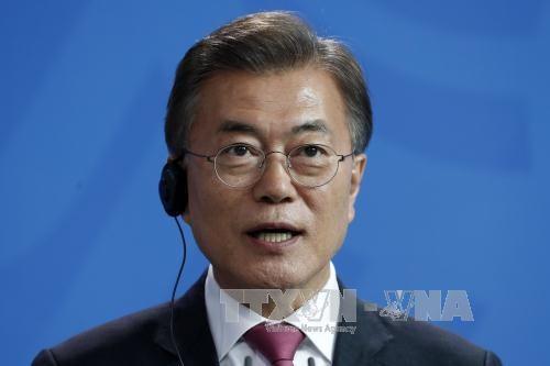 สาธารณรัฐเกาหลีพิจารณาข้อเสนอเกี่ยวกับการสนทนาทางทหารกับสาธารณรัฐประชาธิปไตยประชาชนเกาหลี - ảnh 1