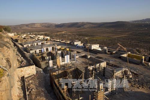 อิสราเอลขยายเขตที่อยู่อาศัยให้แก่ชาวยิวในเขตเวสต์แบงก์ต่อไป - ảnh 1