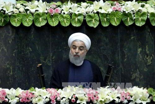 อิหร่านยังคงปฏิบัติข้อตกลงด้านนิวเคลียร์กับกลุ่มพี5+1 - ảnh 1