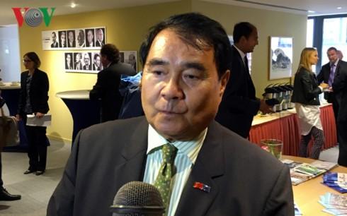 ส่งเสริมข้อตกลงการค้าเสรีระหว่างเวียดนามกับอียู - ảnh 2