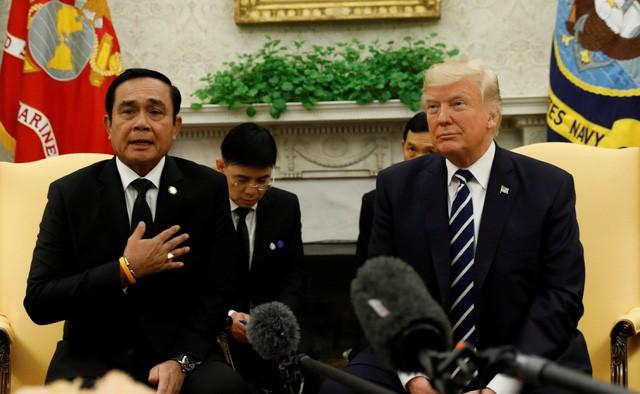 สหรัฐและไทยเรียกร้องให้แก้ไขปัญหาการพิพาทในทะเลตะวันออกอย่างสันติ - ảnh 1