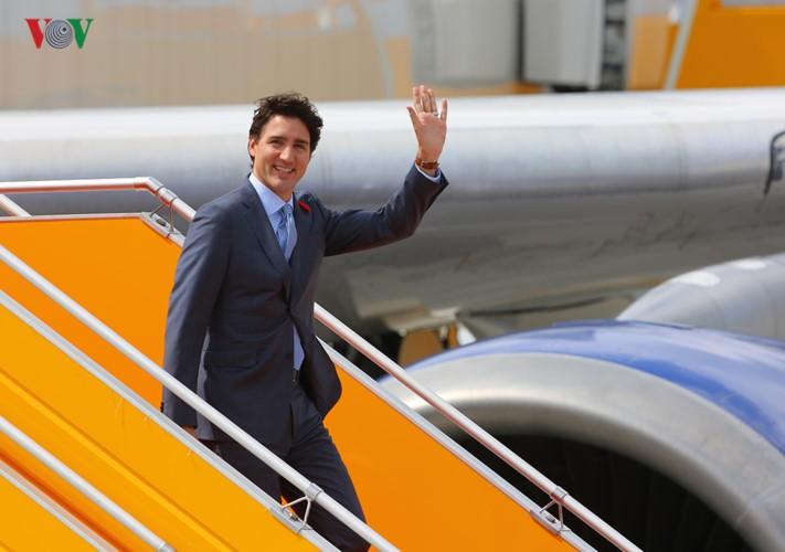 สื่อต่างๆของแคนาดารายงานเกี่ยวกับการเยือนเวียดนามของนาย จัสติน ทรูดอ นายกรัฐมนตรีแคนาดา - ảnh 1