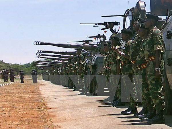 ความไม่สงบในประเทศซิมบับเว - ảnh 1