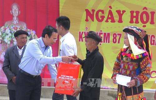 กิจกรรมรำลึกครบรอบ 87 ปีการจัดตั้งแนวร่วมปิตุภูมิเวียดนาม - ảnh 1