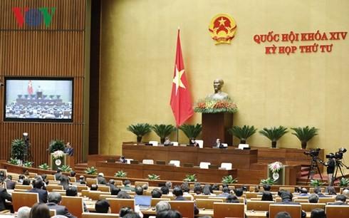 Persidangan ke-4 MN Vietnam angkatan XIV sukses di banyak segi - ảnh 1