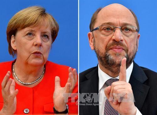 พรรค SPD เห็นพ้องที่จะเจรจากับพรรค CDU/ CSU เกี่ยวกับการจัดตั้งพรรคร่วมรัฐบาลเยอรมนี - ảnh 1