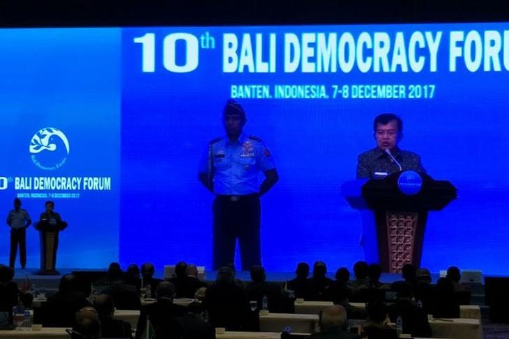 ฟอรั่มประชาธิปไตยบาหลีครั้งที่ 10 - ảnh 1