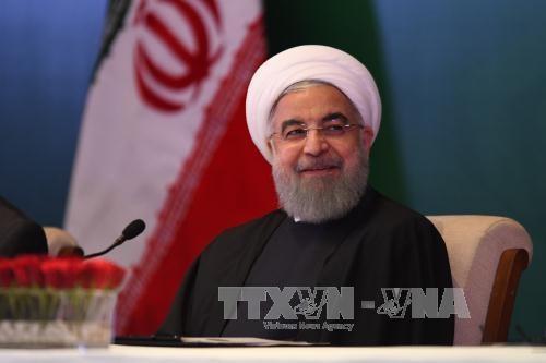 อิหร่านยืนยันอีกครั้งถึงการปฏิบัติข้อตกลงด้านนิวเคลียร์ - ảnh 1