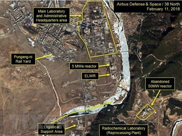 IAEA พร้อมตรวจสอบโครงการนิวเคลียร์ของสาธารณรัฐประชาธิปไตยประชาชนเกาหลี - ảnh 1