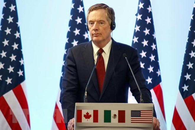 สหรัฐยกเลิกการเก็บอัตราภาษีนำเข้าใหม่ต่อเหล็กและอลูมิเนียมจากอียูและอีก 6ประเทศ  - ảnh 1