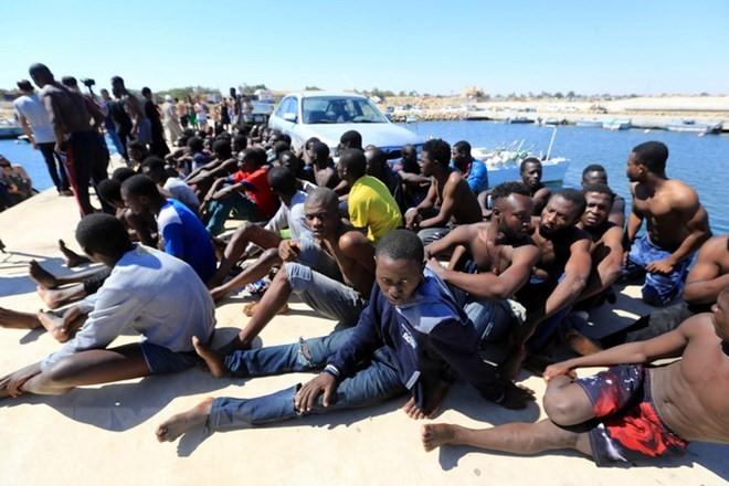 WFP เตือนว่า ยุโรปต้องเผชิญกับวิกฤตผู้อพยพครั้งใหม่ - ảnh 1