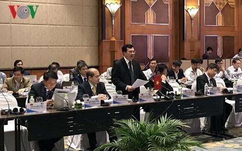 เวียดนามและสหรัฐจัดการสนทนาด้านความมั่นคงและพลังงานครั้งแรก - ảnh 1