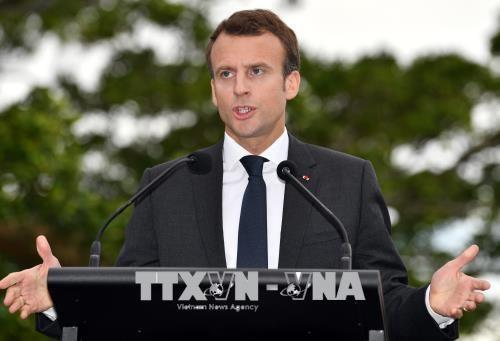 ฝรั่งเศสเตือนเกี่ยวกับความเสี่ยงที่จะเกิดการปะทะถ้าหากสหรัฐถอนตัวจากข้อตกลงนิวเคลียร์กับอิหร่าน - ảnh 1