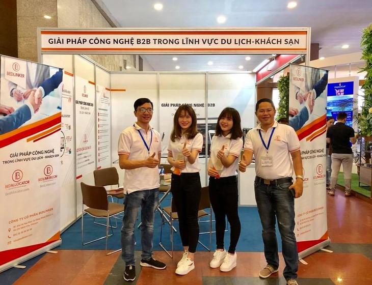 ประยุต์ใช้เทคโนโยลีสารสนเทศในการพัฒนาธุรกิจท่องเที่ยวออนไลน์ในเวียดนาม - ảnh 2