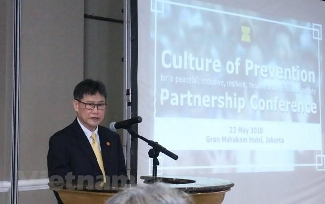 อาเซียนร่วมมือป้องกันและรับมือกับความท้าทายด้านวัฒนธรรมและสังคม - ảnh 1