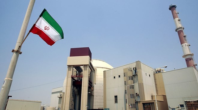 อิหร่านยืนยันว่า จะธำรงการผลิตและการส่งออกเฮฟวี่วอร์เตอร์ - ảnh 1