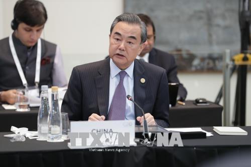 การสนทนายุทธศาสตร์ระดับสูงระหว่างอียูกับจีน - ảnh 1