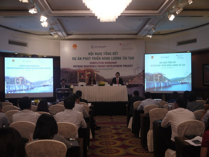 REDP สงวนเงินโอดีเอ มูลค่า 204 ล้านดอลลาร์สหรัฐให้แก่เวียดนาม - ảnh 1