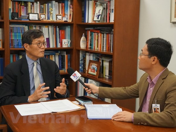 IMF ชื่นชมศักยภาพการพัฒนาเศรษฐกิจของเวียดนาม - ảnh 1
