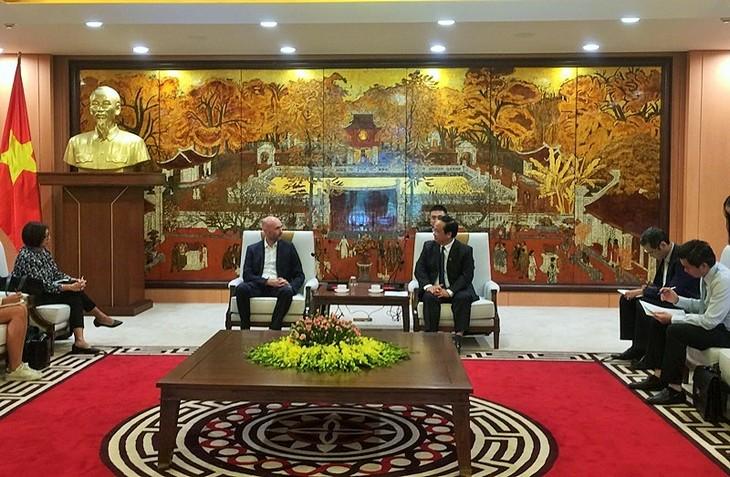กรุงฮานอยกระชับความร่วมมือเพื่อรับมือกับการเปลี่ยนแปลงของสภาพภูมิอากาศ - ảnh 1