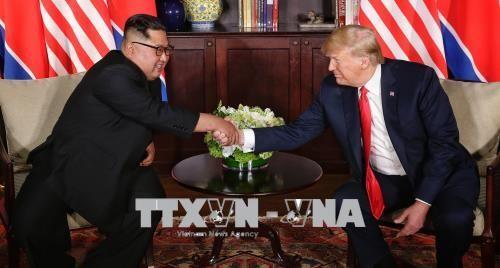 สาธารณรัฐประชาธิปไตยประชาชนเกาหลีพิจารณาจัดการพบปะกับผู้นำสหรัฐครั้งที่ 2 - ảnh 1