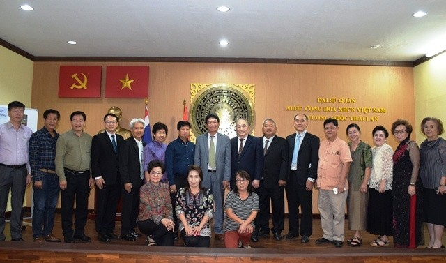 เปิดชั้นเรียนภาษาเวียดนามในกรุงเทพฯเป็นครั้งแรก - ảnh 1
