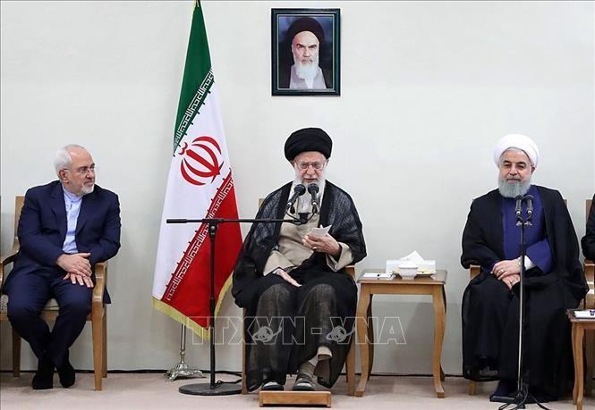 อิหร่านเรียกร้องให้ยุโรปค้ำประกันการปฏิบัติคำมั่นในข้อตกลงด้านนิวเคลียร์ - ảnh 1