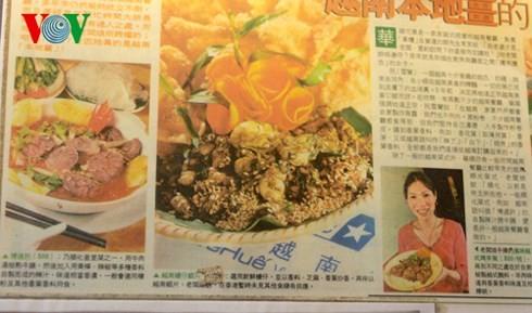 Lancy Nguyen กับการเผยแพร่อาหารเวียดนามในฮ่องกง ประเทศจีน   - ảnh 3