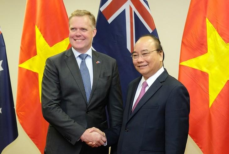 ผู้นำเวียดนามให้การต้อนรับประธานสภาล่างออสเตรเลีย - ảnh 2