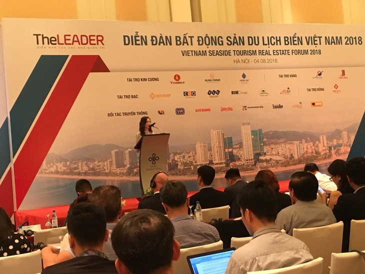 ธุรกิจอสังหาริมทรัพย์ในการพัฒนาการท่องเที่ยวในเวียดนามมีศักยภาพสูงมาก - ảnh 1