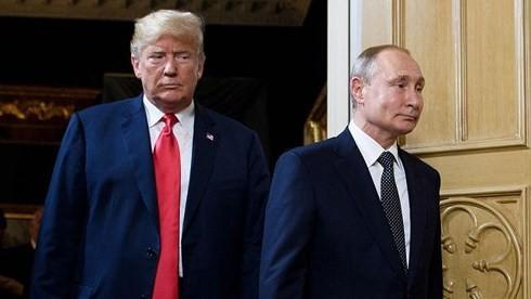รัสเซียพิจารณาตอบโต้มาตรการคว่ำบาตรของสหรัฐ - ảnh 1