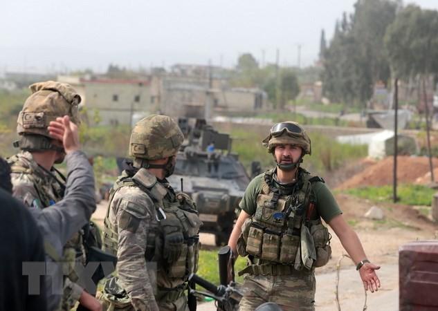 ตุรกีพร้อมจัดตั้งเขตปลอดทหารในซีเรีย - ảnh 1
