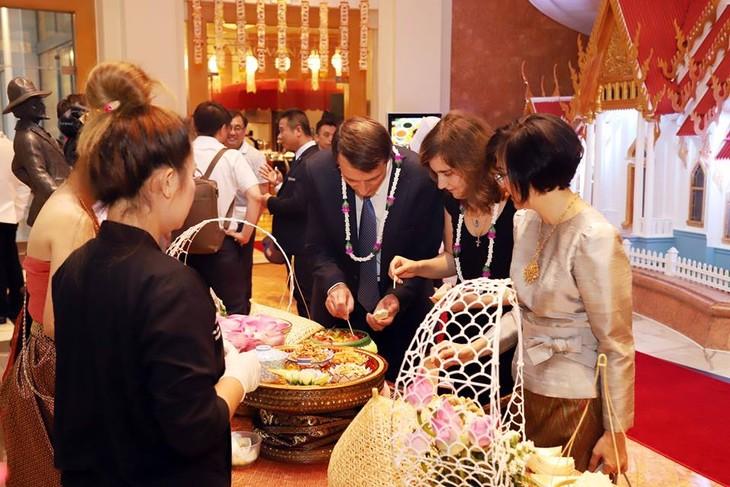 สัปดาห์อาหารไทย Taste of Thailand  ปี 2018  - ảnh 9