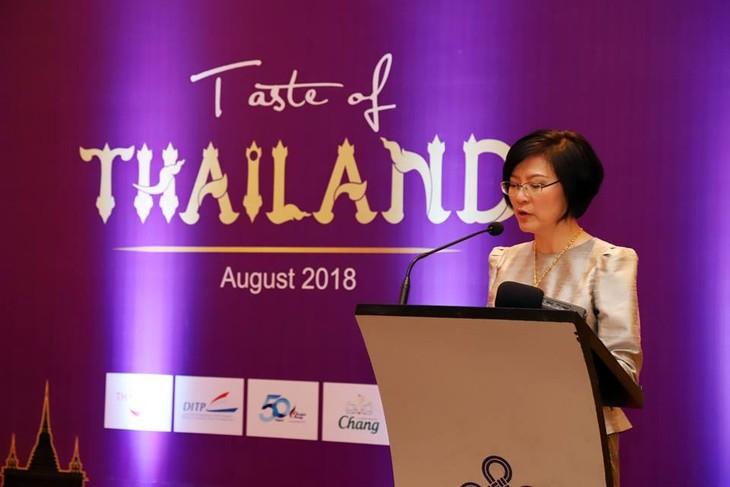 สัปดาห์อาหารไทย Taste of Thailand  ปี 2018  - ảnh 10