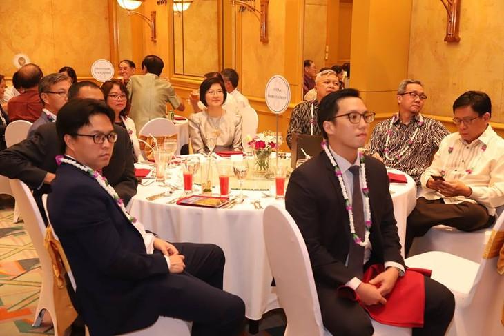 สัปดาห์อาหารไทย Taste of Thailand  ปี 2018  - ảnh 19