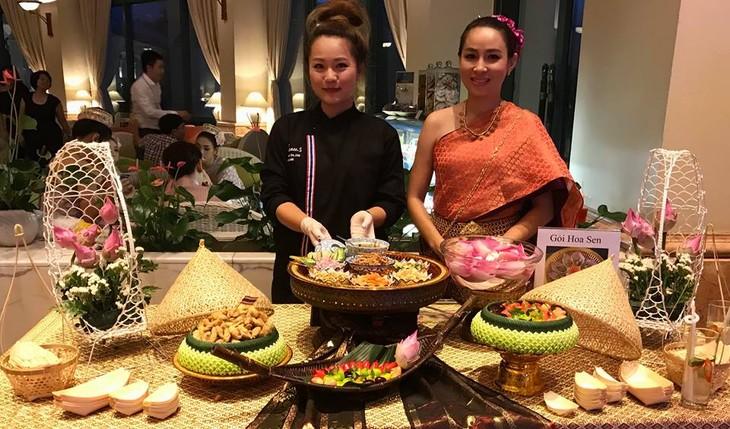 สัปดาห์อาหารไทย Taste of Thailand  ปี 2018  - ảnh 4