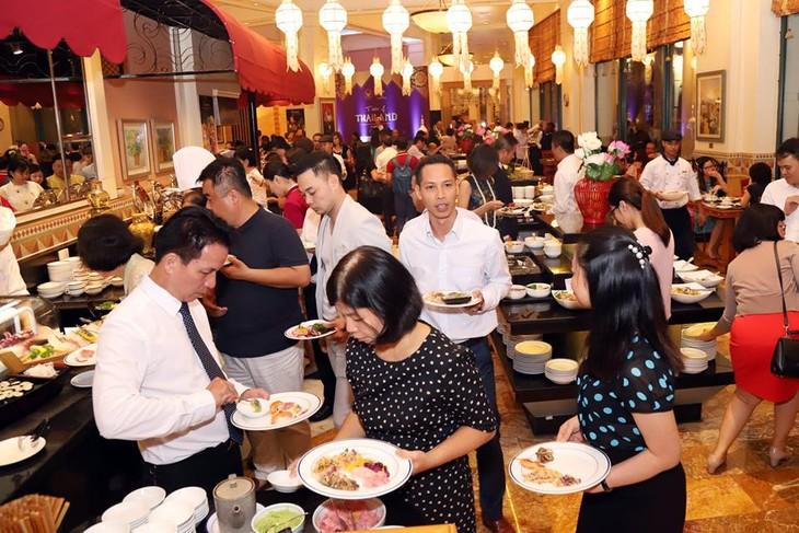 สัปดาห์อาหารไทย Taste of Thailand  ปี 2018  - ảnh 20