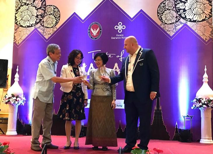 สัปดาห์อาหารไทย Taste of Thailand  ปี 2018  - ảnh 6