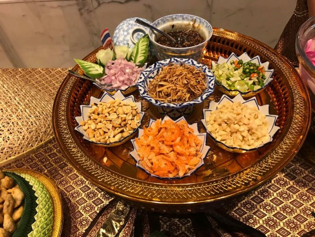 งานTaste of Thailand – แนะนำอาหารอร่อยๆจากเมืองไทยให้เป็นที่รู้จักของประชาชนในกรุงฮานอยมากขึ้น - ảnh 3