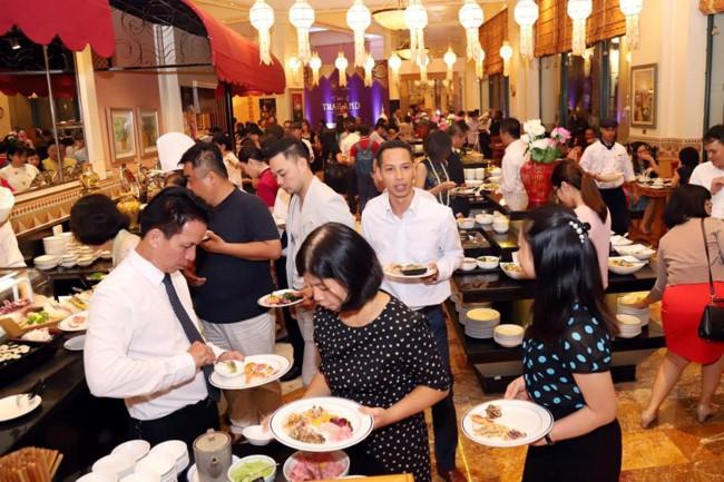 งานTaste of Thailand – แนะนำอาหารอร่อยๆจากเมืองไทยให้เป็นที่รู้จักของประชาชนในกรุงฮานอยมากขึ้น - ảnh 1