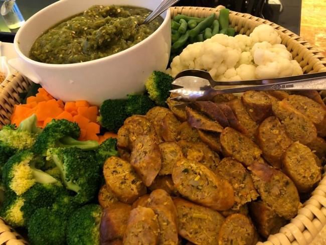 งานTaste of Thailand – แนะนำอาหารอร่อยๆจากเมืองไทยให้เป็นที่รู้จักของประชาชนในกรุงฮานอยมากขึ้น - ảnh 5