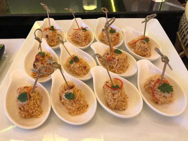 งานTaste of Thailand – แนะนำอาหารอร่อยๆจากเมืองไทยให้เป็นที่รู้จักของประชาชนในกรุงฮานอยมากขึ้น - ảnh 4