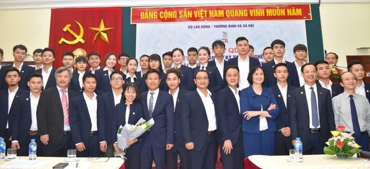 เวียดนามพร้อมให้แก่การแข่งขันฝีมือแรงงานอาเซียนครั้งที่ 12 - ảnh 1