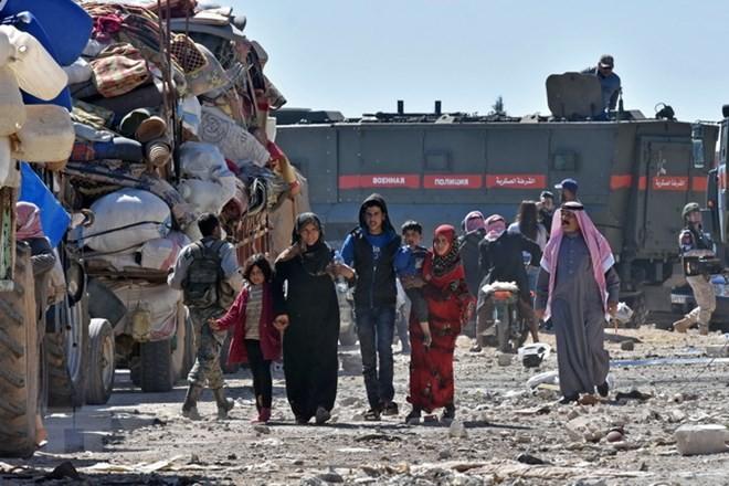 อิหร่านให้คำมั่นสนับสนุนซีเรียในการฟื้นฟูประเทศ - ảnh 1