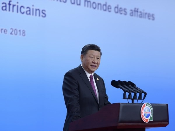 จีนให้คำมั่นเกี่ยวกับความคิดริเริ่ม 8 ข้อกับแอฟริกา - ảnh 1