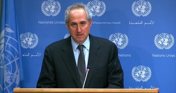 42ประเทศให้สัตยาบันแถลงการณ์ร่วมของสหประชาชาติเกี่ยวกับการรักษาสันติภาพ - ảnh 1